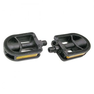 Action Exerciser 1//2 W//Straps Pedal PD0183