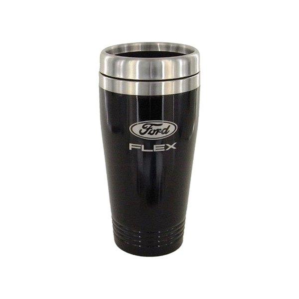 Autogold® - Flex™ 473 ml Black Tumbler