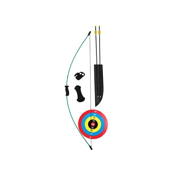 Bear Archery® - Wizard 18 lb Youth Recurve Bow Set
