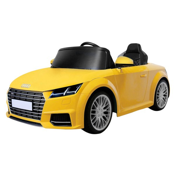 Best Ride On Cars® Audi TT 12V Yellow