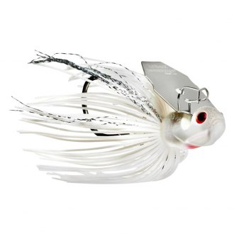 Booyah BYMLE1276 Melee Golden Shiner Gold 1//2oz Bladed Bass Fishing Jig Lure