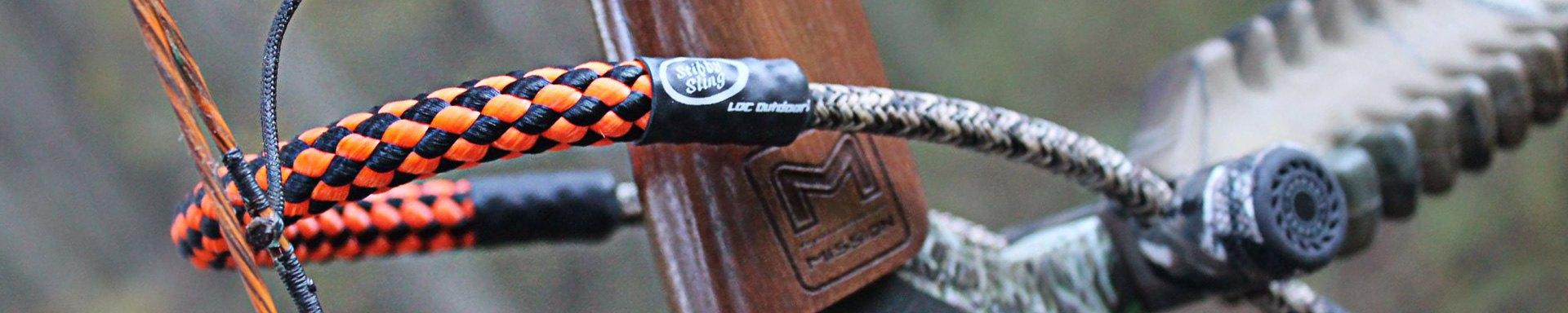 LOC Outdoors Everest Lite Sling Orange