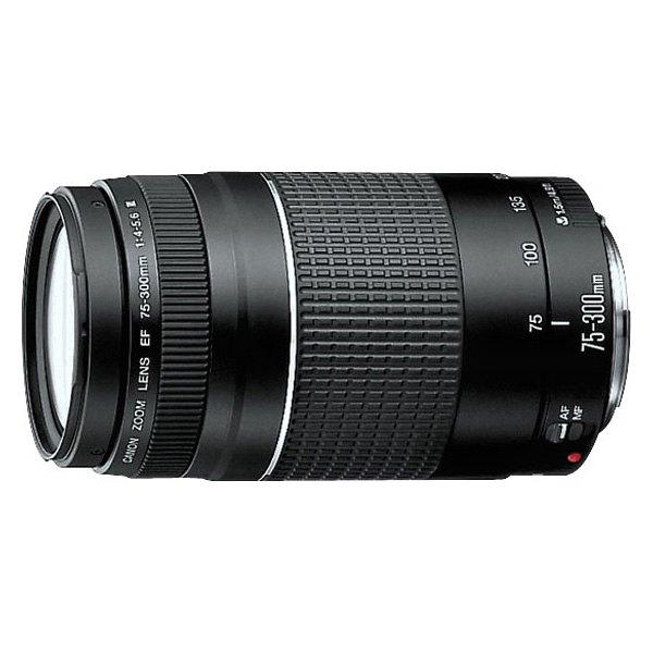 Canon® - EF 75-300mm f/4-5.6 III Lens