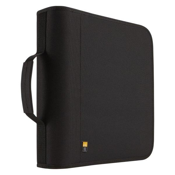 Case Logic® - Black Nylon CD/DVD Binder