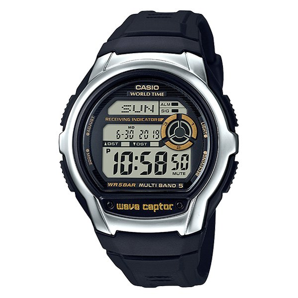 e29fd7bcb892 Casio® WVM60-9A - Wave Ceptor WVM60 Digital Watch - RECREATIONiD.com