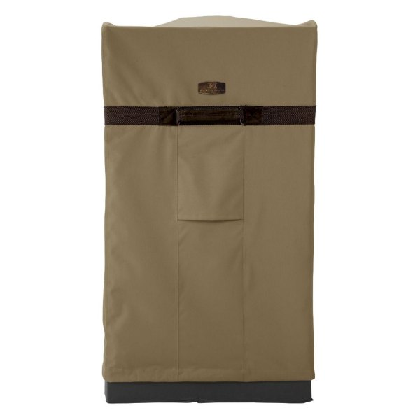 Classic Accessories® - Hickory™ Sand Square Smoker Cover