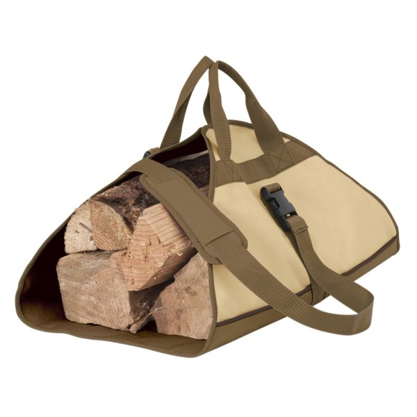"Classic Accessories® - Veranda™ Pebble Log Carrier (40"" L x 25"" W)"