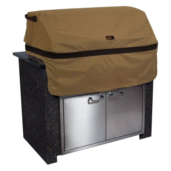 Classic Accessories® - Hickory™ Sand Medium Built-In Grill Cover