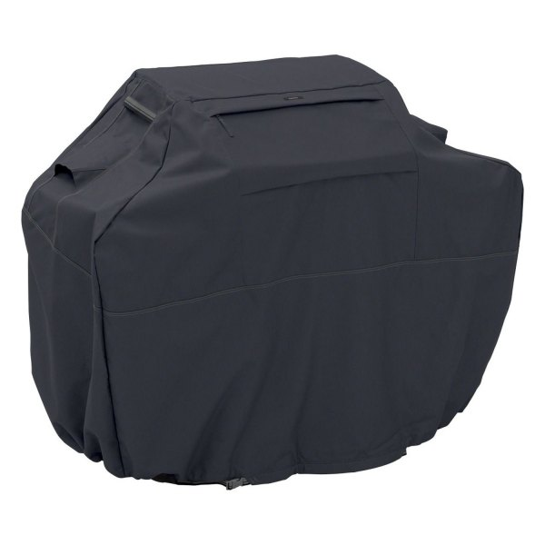 Classic Accessories® - Ravenna™ Black Large BBQ Grill Cover