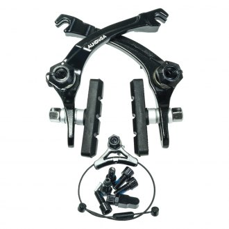 Curb Dog Clear W//Black Brake Shoe BMX BR0191