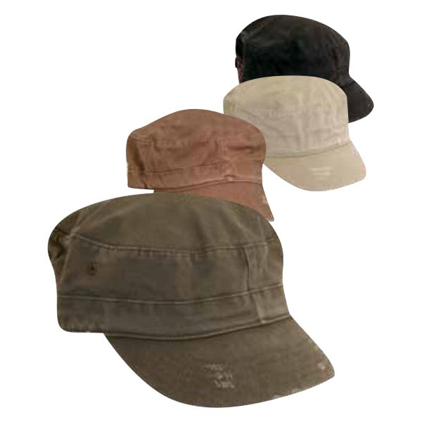 8046b5360 Dorfman Pacific® BC202-BASC - Scala™ Men's Assorted Washed Twill Cadet Hats
