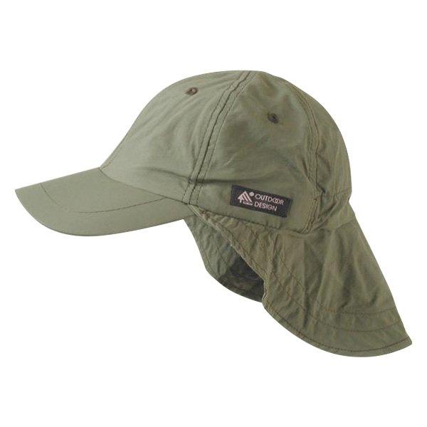 778ad07f875 Dorfman Pacific® MC13-FOSSIL - Flap Cap - RECREATIONiD.com