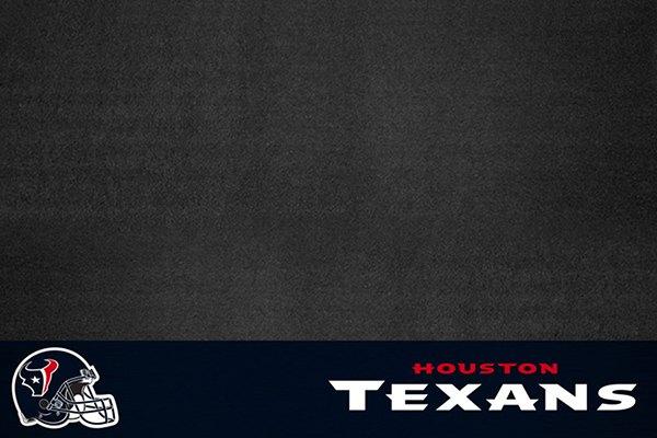 "FanMats® - Grill Mat with ""Texans"" Logo & ""Houston Texans"" Wordmark"