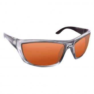 87d46bd2a16f Flying Fisherman® - Buchanan Gunmetal Frame Copper Lens Sunglasses