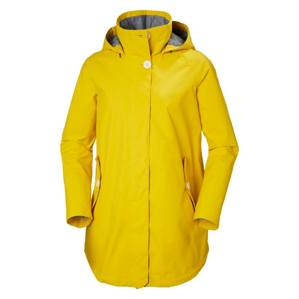 HELLY HANSEN WOMEN'S CAPTAINS RAIN PARKA