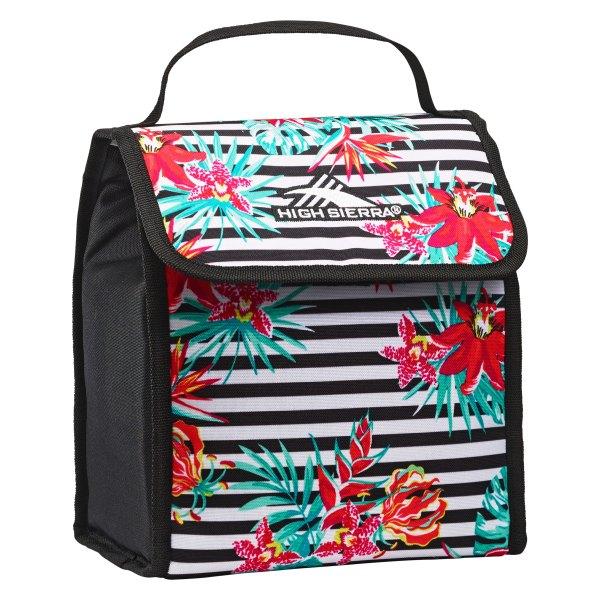 High Sierra® - 5 L Tropical Stripe/Black Classic Lunch Kit
