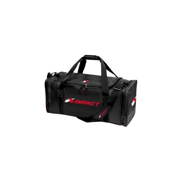 "Impact® - 27"" x 12"" x 11"" Black Gear Bag"