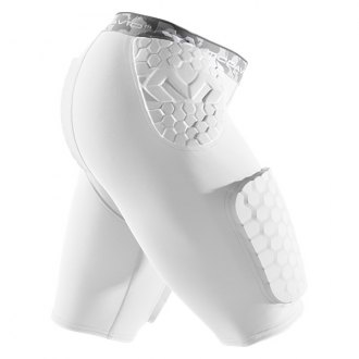 3X-Large McDavid Hex Dual-Density Thudd Shorts Black