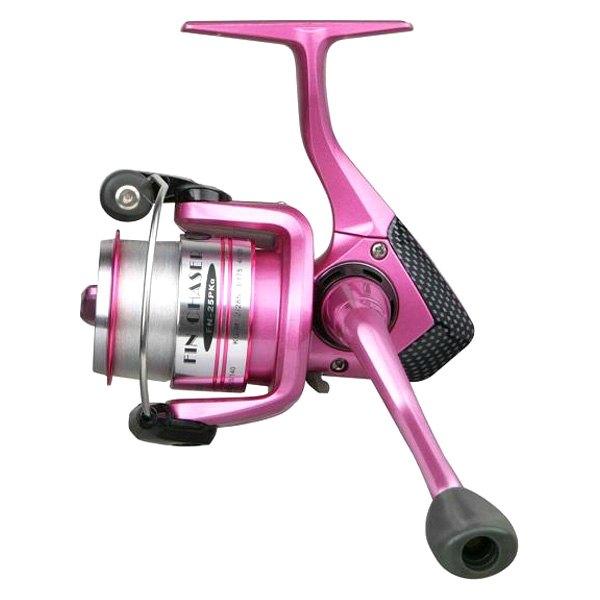 Okuma Fnx 602 30pk Fin Chaser X Series 6 Fnx 30 Pink Spinning Rod Reel Combo Recreationid Com