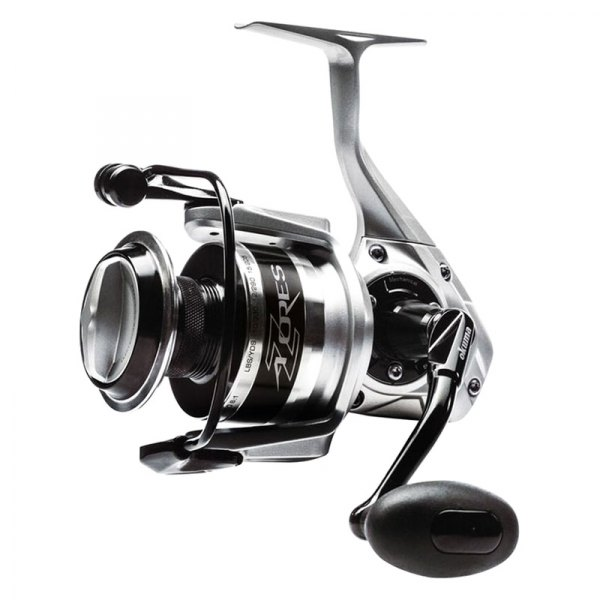 Azores Spinning Reel 80, 5.4:1 Gear Ratio, 6BB + 1RB
