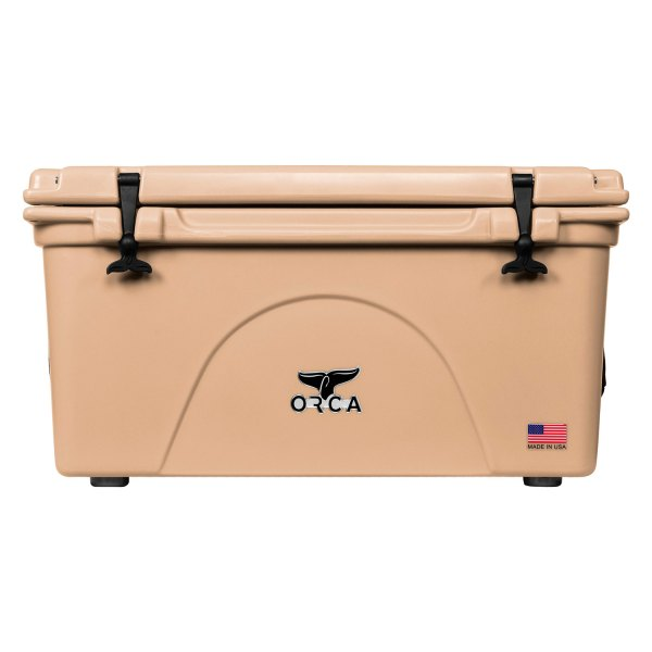 ORCA® - 75 qt Tan Hard Cooler
