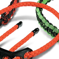 Bow Sling Elite Custom Cobra Paradox BowSling MIDNIGHT CAMO Braided Strap