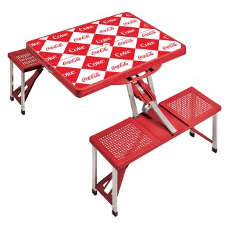 Camping Tables Folding Portable Wood Plastic Metal