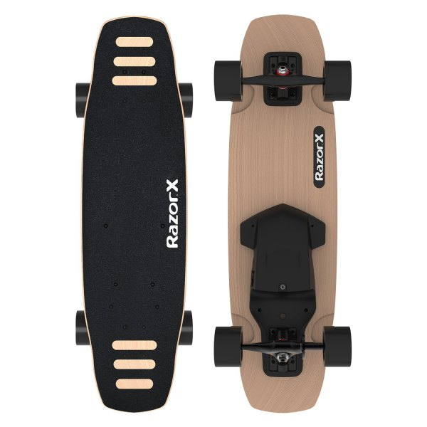 Razor 174 25133090 Razorx Dlx Electric Skateboard