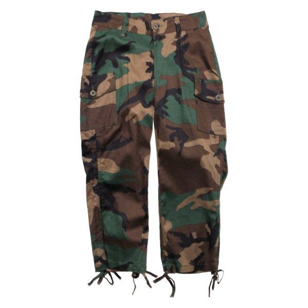Ultra Force Military Authentic Khaki Capri BDU Style Pants