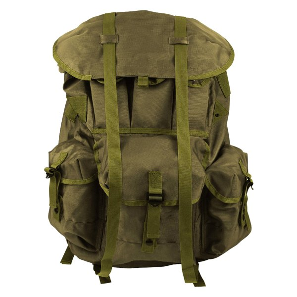 """Rothco® - G.I. Type™ 22"""" x 20"""" x 19"""" Olive Drab Tactical Backpack"""