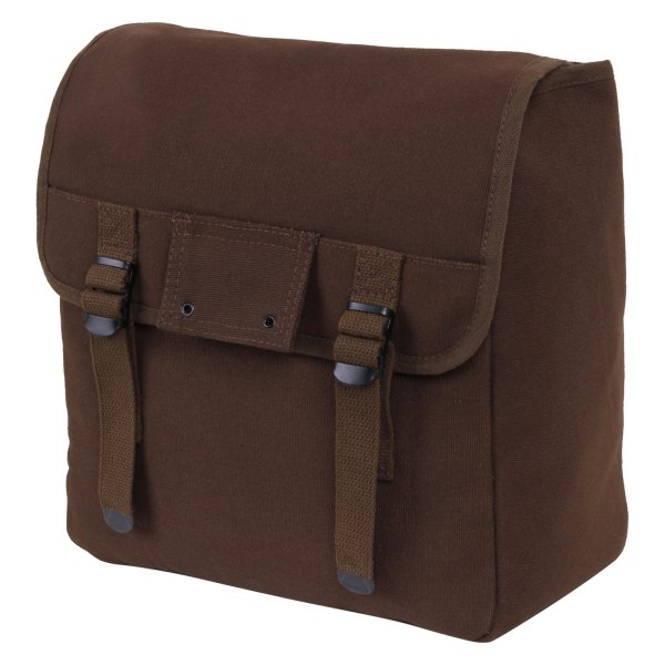 """Rothco® - 12"""" x 12"""" x 6"""" Earth Brown Tactical Musette Bag"""