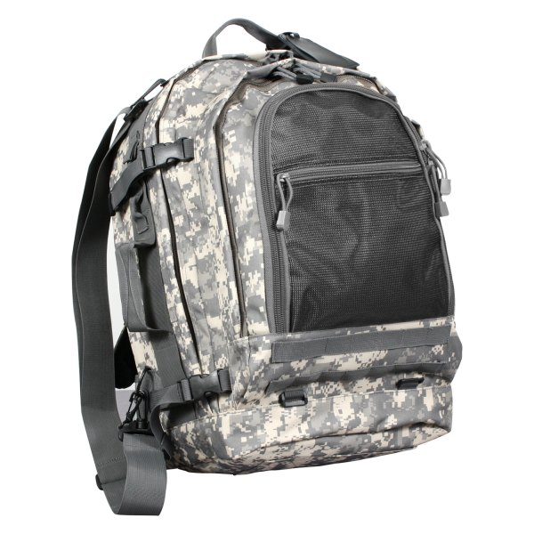 "Rothco® - Move Out™ 14.5"" x 21"" x 8"" ACU Digital Camo Tactical Backpack"