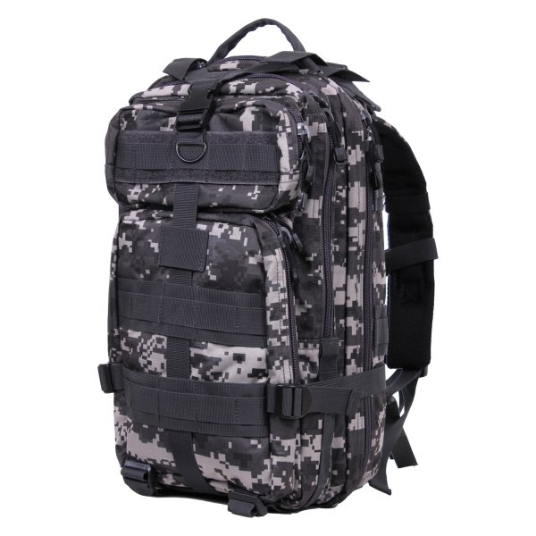 "Rothco® - 17"" x 10"" x 9"" Subdued Urban Digital Camo Tactical Backpack"