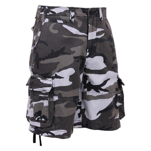 Rothco® - Vintage XX-Large City Camo Men's Infantry Utility Shorts