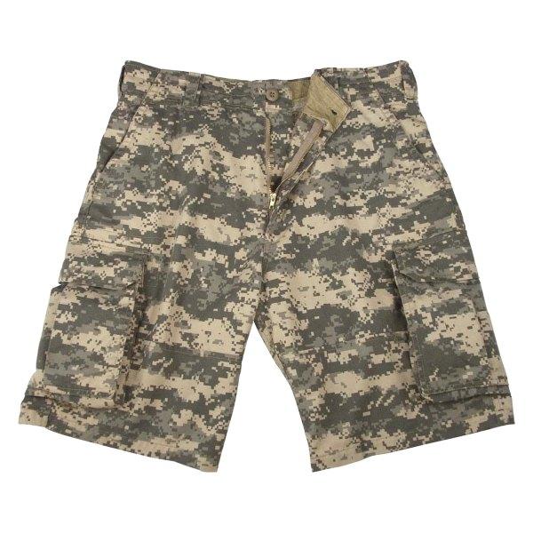 Rothco® - Vintage 3X-Large ACU Digital Camo Men's Paratrooper Cargo Shorts