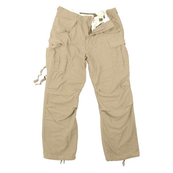 "Rothco® - Vintage M-65 Khaki Men's Field Pants (47"" Waist)"
