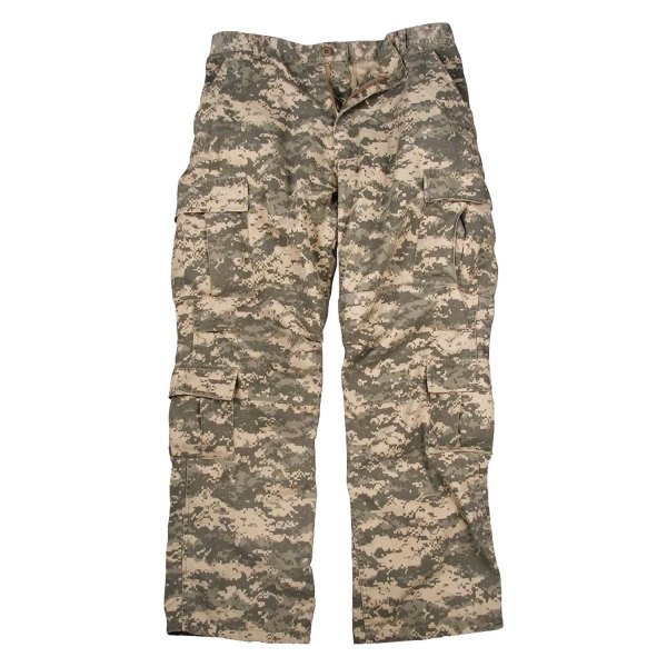"Rothco® - Vintage ACU Digital Camo Men's Paratrooper Fatigue Pants (51"" Waist)"