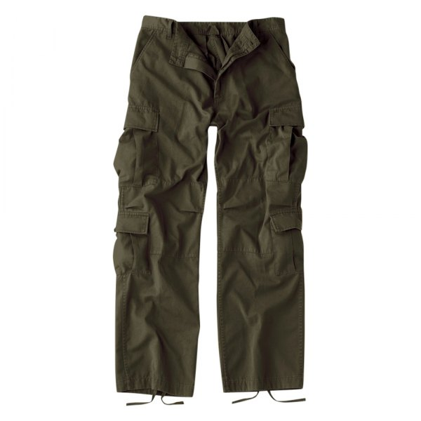 "Rothco® - Vintage Olive Drab Men's Paratrooper Fatigue Pants (55"" Waist)"