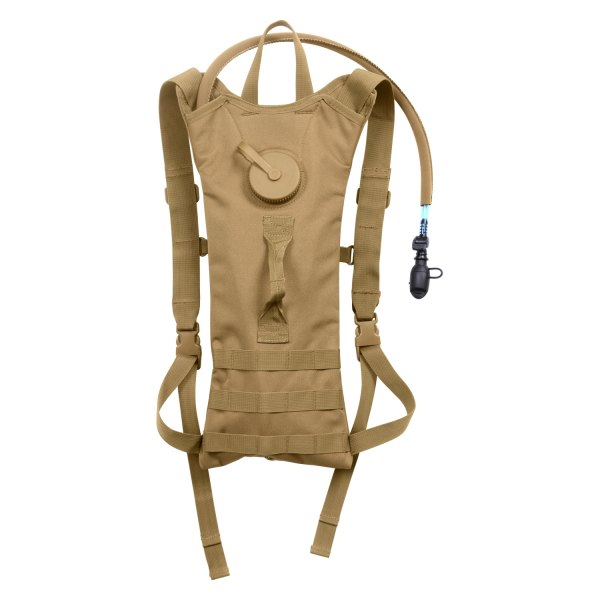 Rothco® - 3 L Coyote Brown MOLLE Backstrap Hydration System
