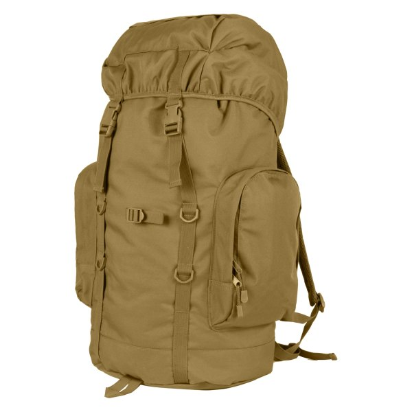 Rothco® - 45 L Coyote Brown Tactical Backpack