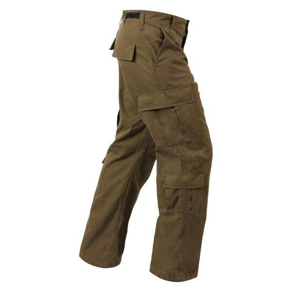 "Rothco® - Vintage Russet Brown Men's Paratrooper Fatigue Pants (51"" Waist)"