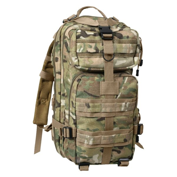 "Rothco® - 17"" x 10"" x 9"" MultiCam Tactical Backpack"
