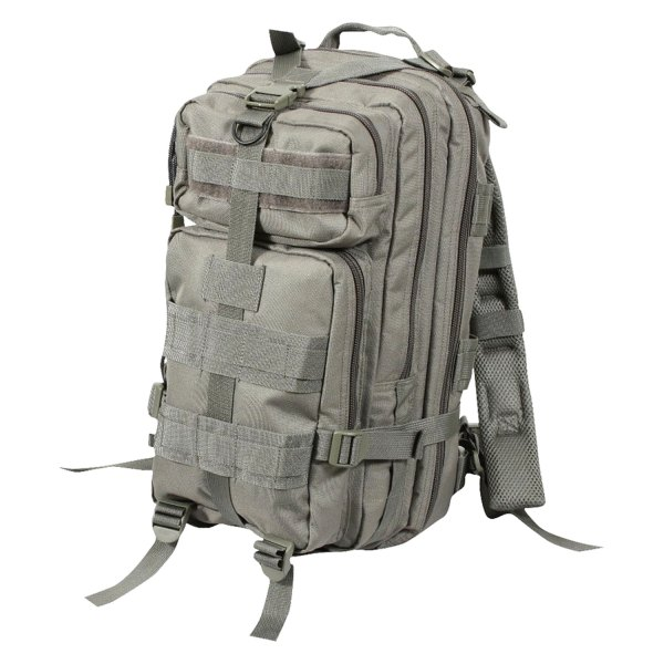 """Rothco® - Transport™ 17"""" x 10"""" x 9"""" Foliage Green Tactical Backpack"""