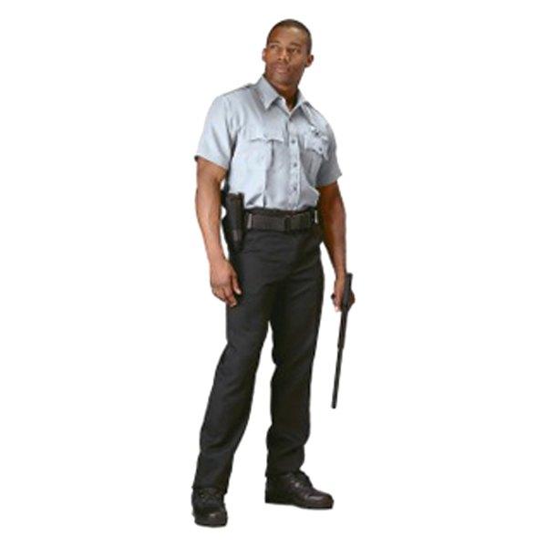 Rothco® - Law Enforcement & Security Professionals XX-Large Gray Men's Short Sleeve Uniform Shirt