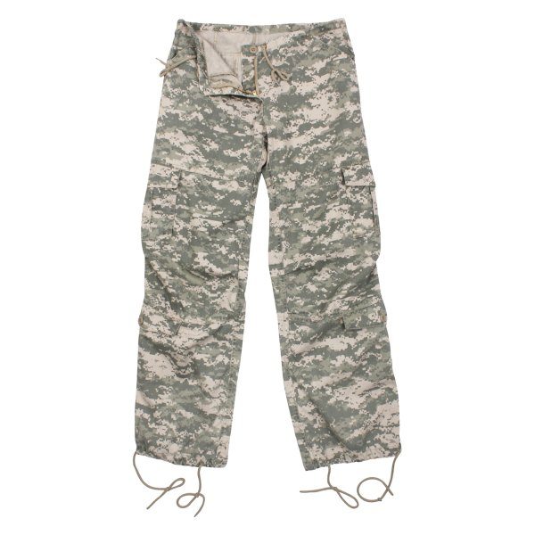 3996 Rothco Womens Pink Vintage Paratrooper Pants