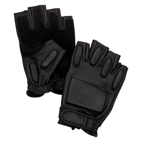 Rothco® - Tactical Fingerless Rappelling Gloves