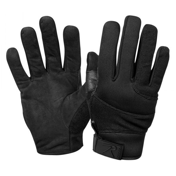 Rothco® - Street Shield Large Black Police Duty Gloves