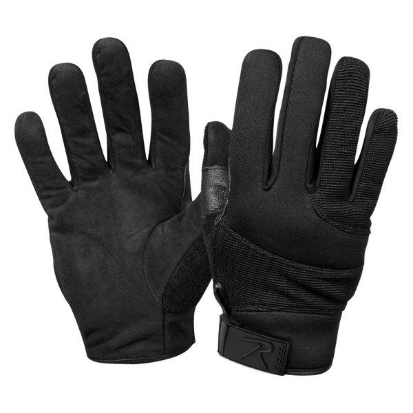 Rothco® - Street Shield Medium Black Police Duty Gloves
