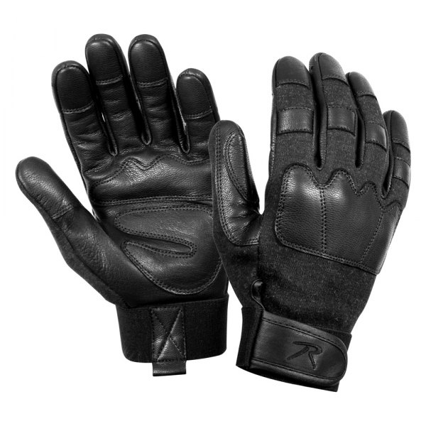 Rothco® - X-Large Black Fire/Cut Resistant Tactical Gloves