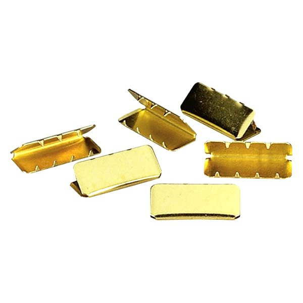 Rothco® - Military Brass Web Belt Tips